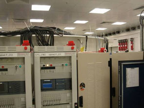 Fire Suppression System data center